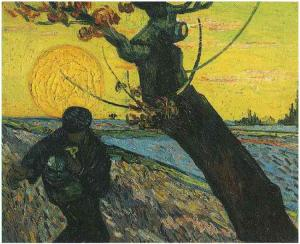 The Sower, Vincent Van Gogh, 1888