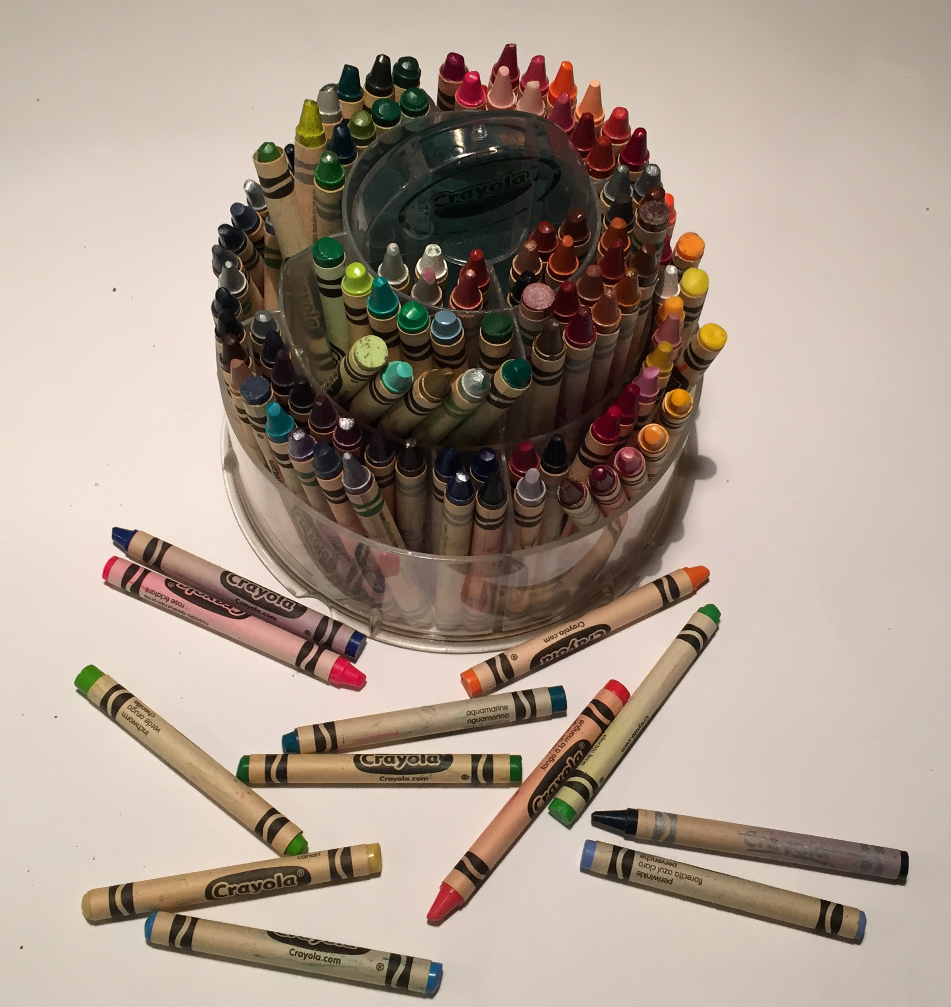 the crayon carousel education spring