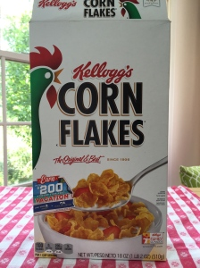Did you know Kellogg's Corn Flakes has been around for over 100 years? (K.Nollet, 2015)