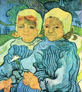 Two Children by Van Gogh
