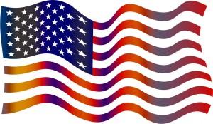wavy-american-flag